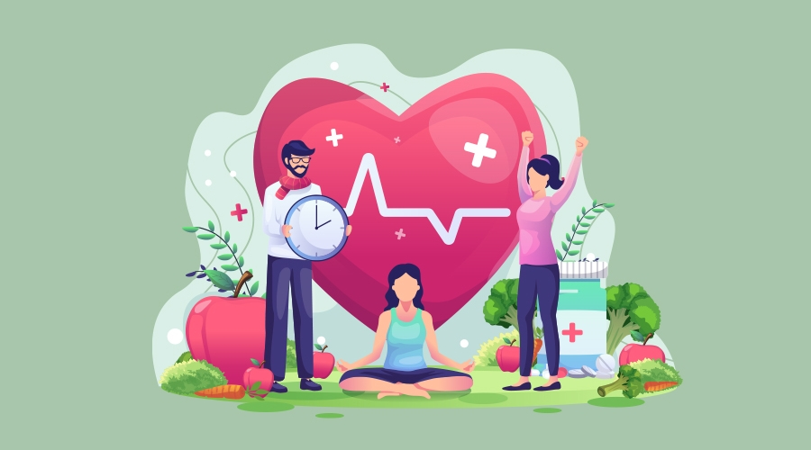 World Health Day Graphic